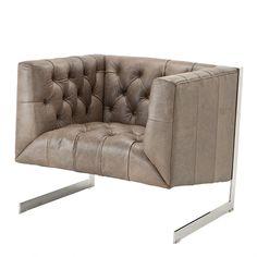Eichholtz Chair Crawford - Grey