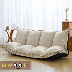 Cheap lounge sofa, Buy Quality floor sofa directly from China gaming sofa Suppliers: Linen Fabric Upholstery Adjustable Floor Sofa Bed Lounge Sofa Bed Floor Lazy Man Couch Living Room Furniture Video Gaming Sofa Sofa Bed Lounge, Living Room Lounge, Sofa Couch Bed, Sofa Sleeper, Upholstered Sofa, Sectional Sofa, Floor Couch, Types Of Sofas, Diy Home