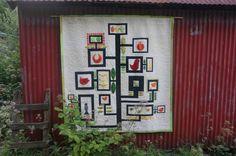 Birds grow on trees Advent Calendar, Trees, Birds, Holiday Decor, Frame, Home Decor, Picture Frame, Decoration Home, Room Decor