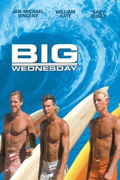 Big Wednesday - John Milius | Drama |290416463: Big Wednesday - John Milius | Drama |290416463 #Drama
