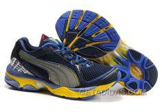 http://www.getadidas.com/puma-complete-itana-running-shoes-blackblueyellow-lastest.html PUMA COMPLETE ITANA RUNNING SHOES BLACKBLUEYELLOW LASTEST Only $90.00 , Free Shipping!