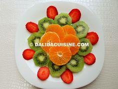 Rina Diet, Fruit Salad, Panna Cotta, Avocado, Strawberry, Snacks, Ethnic Recipes, Food, Vitamins