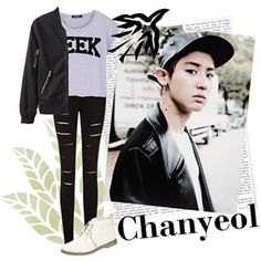 chanyeol inspired outfits - Google leit