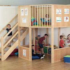 Bildergebnis für indoor playground basement