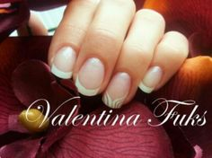 Dezente french nails