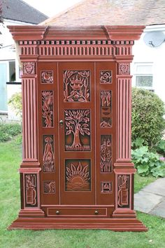 narnia wardrobe drawing - Google Search