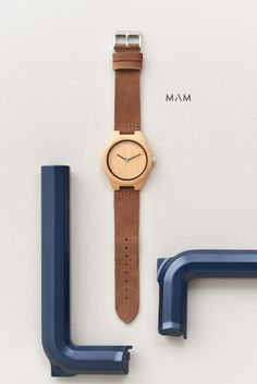 Wooden Watches by MAM Originals | Pics by Reni Wu