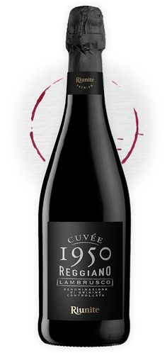 Redesign of Cuvée Lambrusco premium created for Riunite, Italy Packaging Design, Champagne, Italy, Wine, Drinks, Bottle, Beverages, Flask, Drink