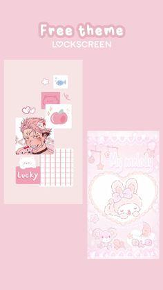 Pink ios 14 theme