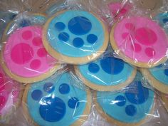 Blues Clues Cookies