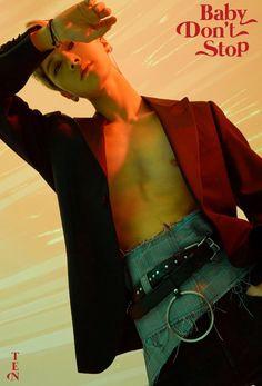 Ten nct // Baby don't stop Taemin, Shinee, Nct Taeyong, Winwin, Nct 127, Nct Yuta, Yugyeom, Got7, Vixx