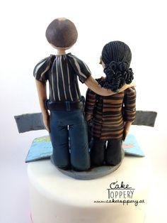 family cake topper Family Cake, Cake Toppers