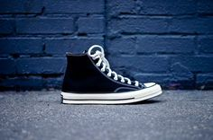 Converse 1970s Chuck Taylor All Star High. The original athletic shoe, my daily shoe for most of my life.