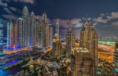 Cold night by Dany Eid on 500px
