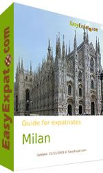 Download the Easy Expat guide for Milan, Italy