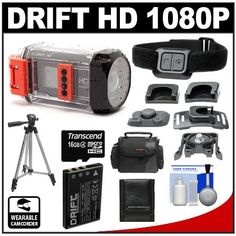 Drift Innovation HD 1080p Digital Video Action « Blast Gifts