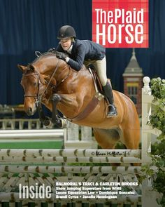 Make sure you pick up your complimentary Issue of @theplaidhorsemag during the 70th Pa National!