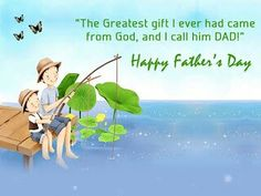 Happy Father's Day. ..! !! ♡♥♡♥♡