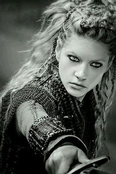 ~Katheryn  Winnick ~As Lagertha -Lothbrok ~In The Series ~Vikings ~