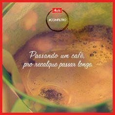Preparar um café seguindo ~grandes pensadores~ contemporâneos. Quem vai? #comfiltro