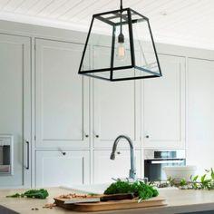 Shop Original BTC Lighting @ Olson and Baker English Kitchens, Lighting Design, Btc Lighting, Living Room Kitchen, Dining Room, Rustic Kitchen, Furniture Design, Sweet Home, New Homes