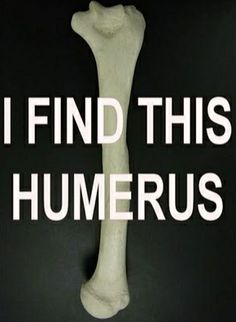 a little funny bone humor from this Orthopaedic Nurse