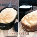 Bread on the BBQ- 1 C luke-warm water, C sugar, 1 packet active dry yeast, C oil, 1 tsp salt and 3 C flour. Weber Q Recipes, Oven Recipes, Grilling Recipes, Cooking Recipes, Recipies, Bbq Grill, Barbecue, Cooking Bread, Bread Food
