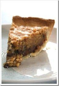 Derby pie - our most famous dessert