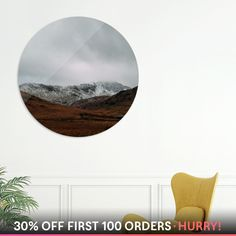 Discover «IMG_9092», Limited Edition Disk Print by Ana Santos - From 240€ - Curioos