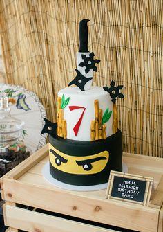 Excellent Image of Ninja Birthday Cake . Ninja Birthday Cake Ninja Birthday Party Just Add Confetti Ninja Turtle Birthday Cake, Ninja Cake, Ninja Birthday Parties, 7th Birthday, Turtle Party, Carnival Birthday, Princess Birthday, Birthday Ideas, Bolo Ninjago