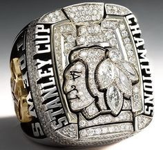 Chicago Blackhawks - 2010 Stanley Cup Ring