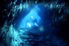 Geniqui Caves -- Culebra Divers in Culebra Puerto Rico
