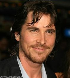 Christian Bale.  Oh my....