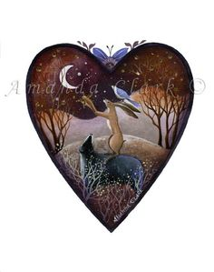A Gift to the Moon by Amanda Clark