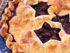Sweet Cherry Pie | Good Cheap Eats