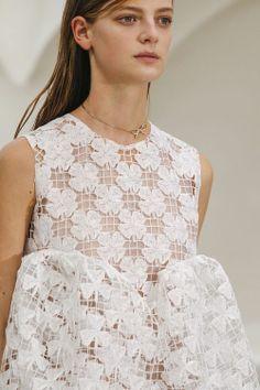 Ine Neefs @ Christian Dior Haute Couture S/S 2014, Paris