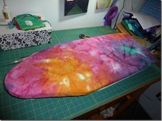 How to Make a New Ironing Board Cover