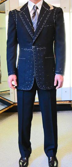 Jon Green Bespoke Suit