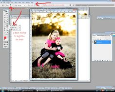 Photography with Kristen Duke~Photoshop and Workflow | The Idea Room