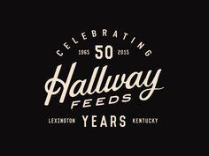 Hallway Feeds by Steve Wolf