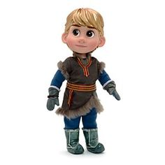 Disney Kristoff Animator Doll | Disney StoreKristoff Animator Doll - Kristoff from Frozen is recreated by one of our legendary animators. This detailed doll features fabric clothing with faux fur trim and cute removable mittens and boots.