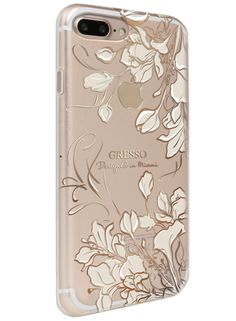 Harmony - Golden Lily Snap-On Case - iPhone 7 Plus