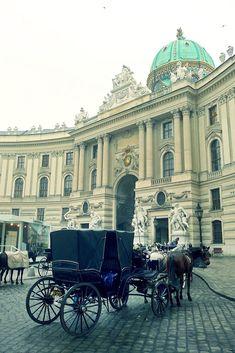 Hofburg Palace--Vienna, Austria -