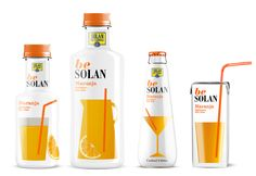 """Be Solan is a project for a spanish water brand """"Solan de Cabras"""", design by Enric Aguilera Asociados"""