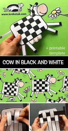 COW+IN+BLACK+AND+WHITE