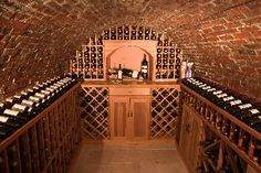 Vinotemp offers the best in wine storage, wine coolers, wine cooling systems and other accessories. Find the perfect solution for your wine storage needs today. Cellar Conversion, Wine Furniture, Wine Storage, In Boston, My Dream Home, New Homes, Stairs, Cool Stuff, Gallery