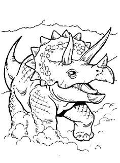 Dinosaurs - 999 Coloring Pages