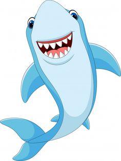 Shark Art, Hammerhead Shark, Shark Bites, Baby Shark, Cartoon Images, My Drawings, Clip Art, Doodles, Kids