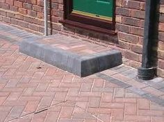 Image result for front door steps Block Paving Driveway, Front Door Steps, Patio, Outdoor Furniture, Outdoor Decor, Doors, Bricks, Image, Google Search