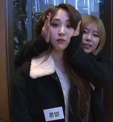 Wheein and Moonbyul My Girl, Cool Girl, Goodbye Baby, Mamamoo Moonbyul, Solar Mamamoo, Seoul, Nct Taeyong, K Idol, Soyeon